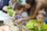 Art parties and art classes