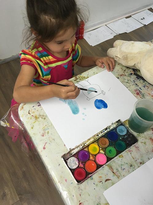 Kinder Artists