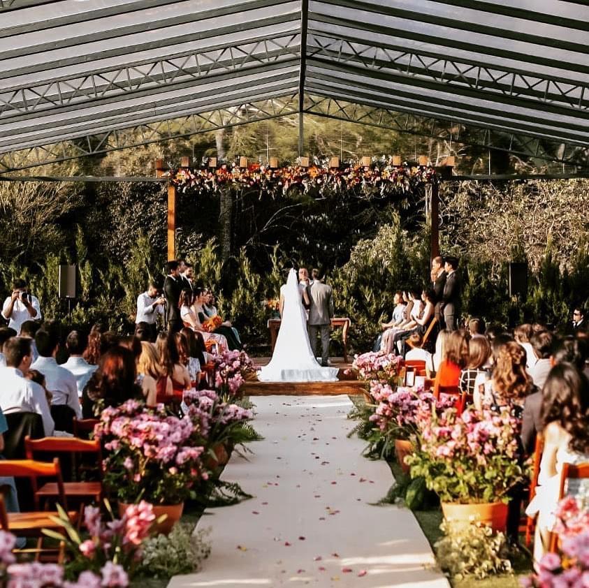 Casamento Romântico na Fazenda em Itatiba-SP