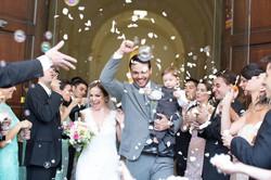 Festa dos padrinhos e madrinhas para os recém-casados L&R- Fraternidade São Francisco de Assis e Res