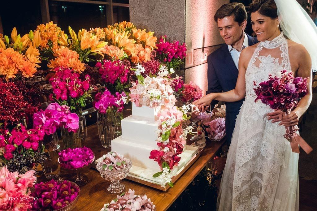 Casamento Moderno e Sofisticado em Grand Hyatt São Paulo