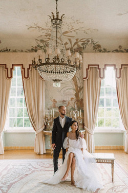 Casamento no Palácio de Seteais, em Sintra