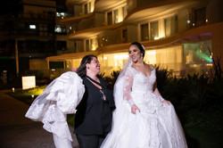 Casamento Denise e Cristiano no hotel CDesign