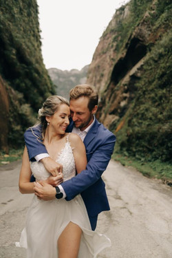 Elopement Wedding Caroline e Jorge, na Serra Catarinense / SC