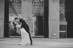 Com todo o amor de B&M neste Mini Wedding Delicado- Hotel Hilton SP