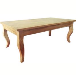 Mesa de apoio de madeira