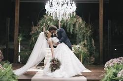 O casamento de Niina Secrets e Guilherme de Oliveira