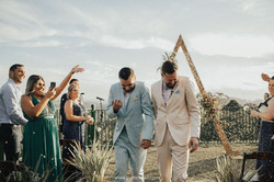 Mini Wedding Felipe e Richard, em Pelotas / RS