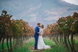 Casar em uma vinicola