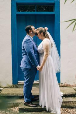 Mini Wedding Nathalia e Fernando, em Pelotas / RS