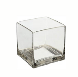 Cubo de vidro