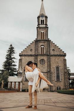Ensaio Pré-Wedding Tai e Neto, em Gramado / RS