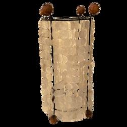 Candeeiro de conchas