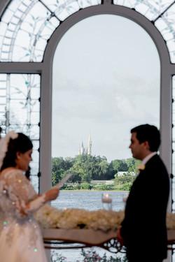 Jessica & Hugo: Um verdadeiro conto de fadas com direito a lindo casamento na Disney