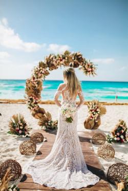 Casar em Cancun, México