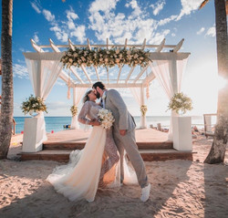 Destination Wedding lindo em Punta Cana- Dreams Dominicus La Romana