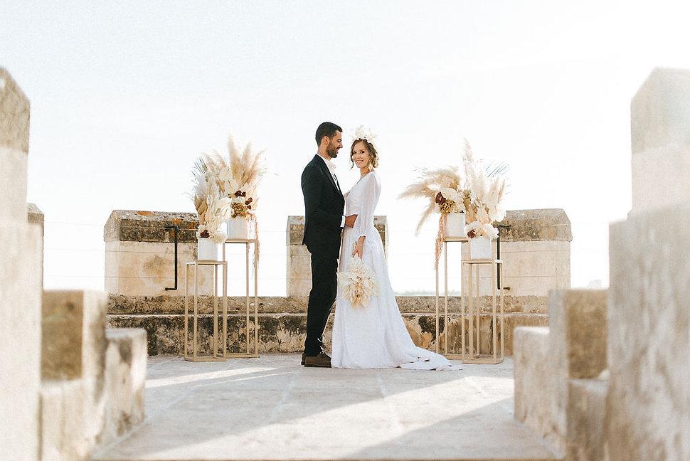 casar num palácio
