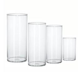 Cilindros de vidro