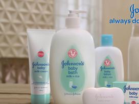 【Campaign Analysis】— Johnsons Baby Milk Series