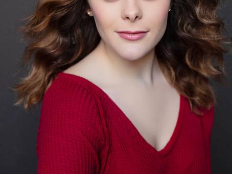 Actor Headshot Portfolio for Kiki, a musical theatre major