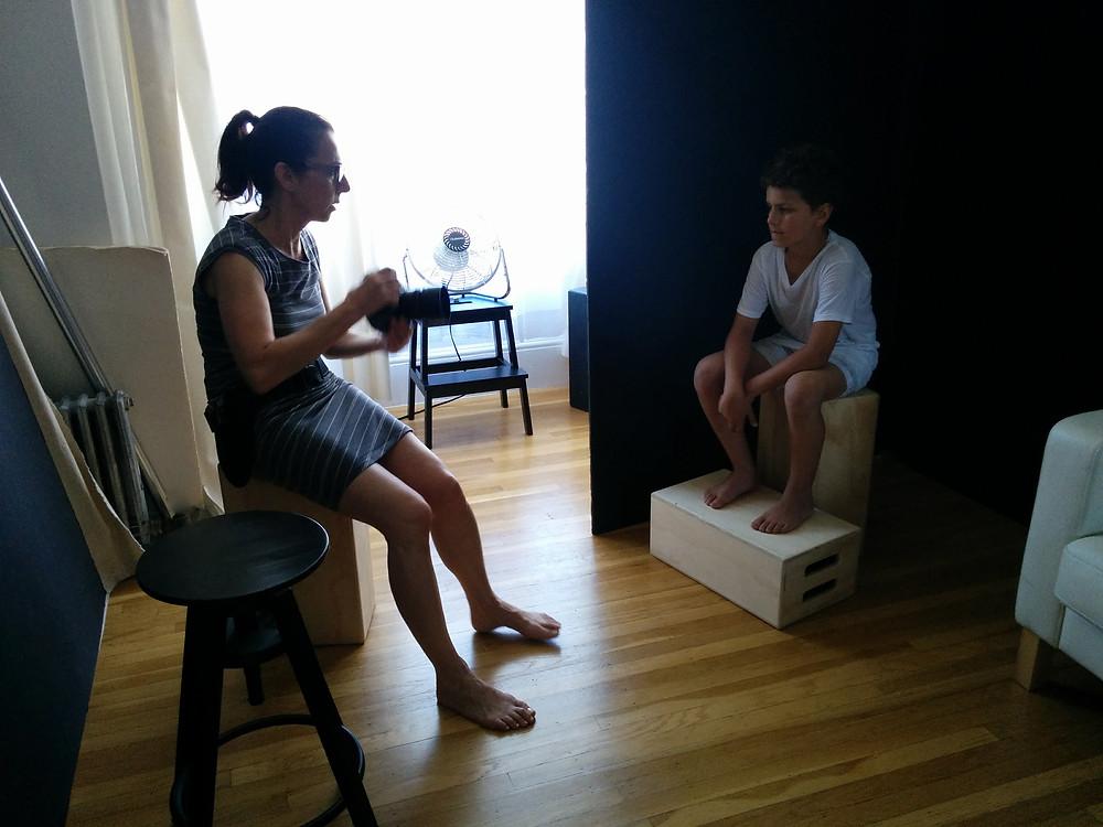 Directing Flori