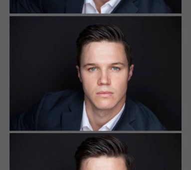 Men's Headshots