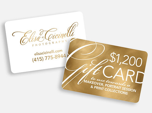 Gift Card Package One