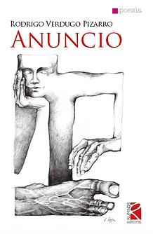 Anuncio, poesía de Rodrigo Verdugo