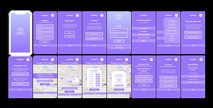 UI protoype