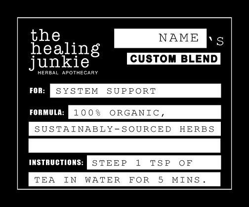 Custom Tea Blends, 2oz