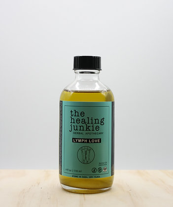 Lymph Love Massage Oil