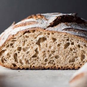 Easy, Alkaline Spelt Bread
