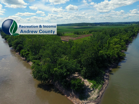 57+/- Acres, Recreation & Income from CRP, River Frontage Two Sides