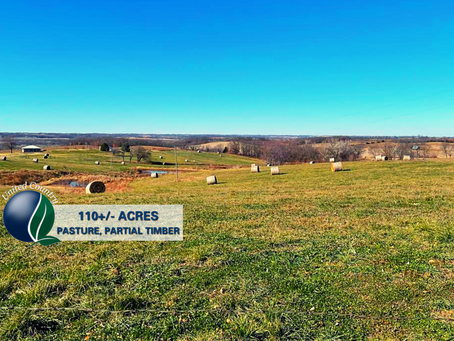 110+/- Acre Hard to Find Southern Buchanan County Farm. List Price $535,000