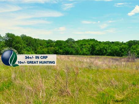 SOL D - 45+/- Acres Gentry County Missouri. List Price $132,750