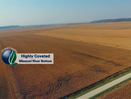 SOLD - Holt County Bottom Farm Land For Sale