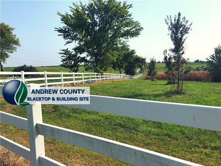 90+/- Acres in Andrew County MO. List Price: $585,000