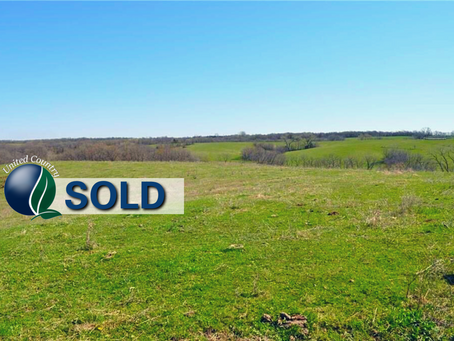 SOLD - 40 Acre Pasture Farm, Gentry County Missouri