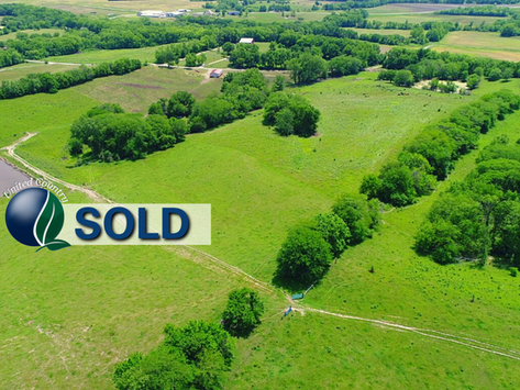 SOLD. Cattle Farm Set-up 133+/- Acres w/ Water in Each Pasture