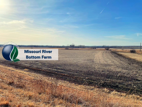 Missouri River Row Crop Bottom Farm
