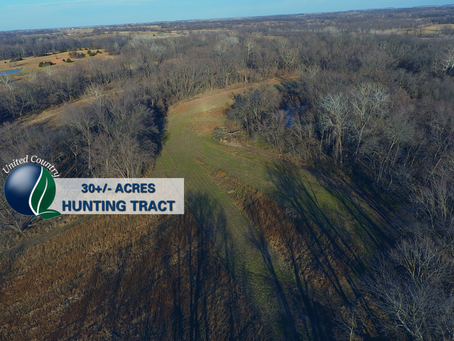 30+/- Ac Affordable Hunting Tract- Perfect Location