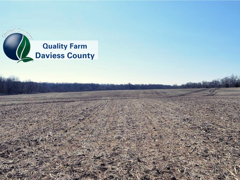 SOLD - Quality Farm in Daviess County - Great Investment & Hunting