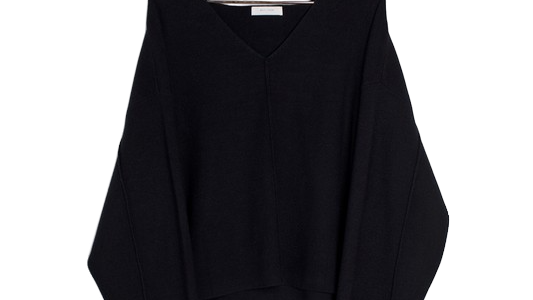 COAL slouchy v-neck sweater