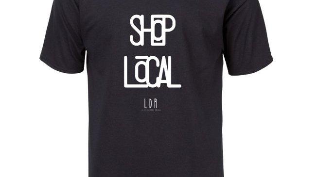 LDR Shop Local tee