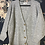 Thumbnail: HEATHER GREY button front cardigan