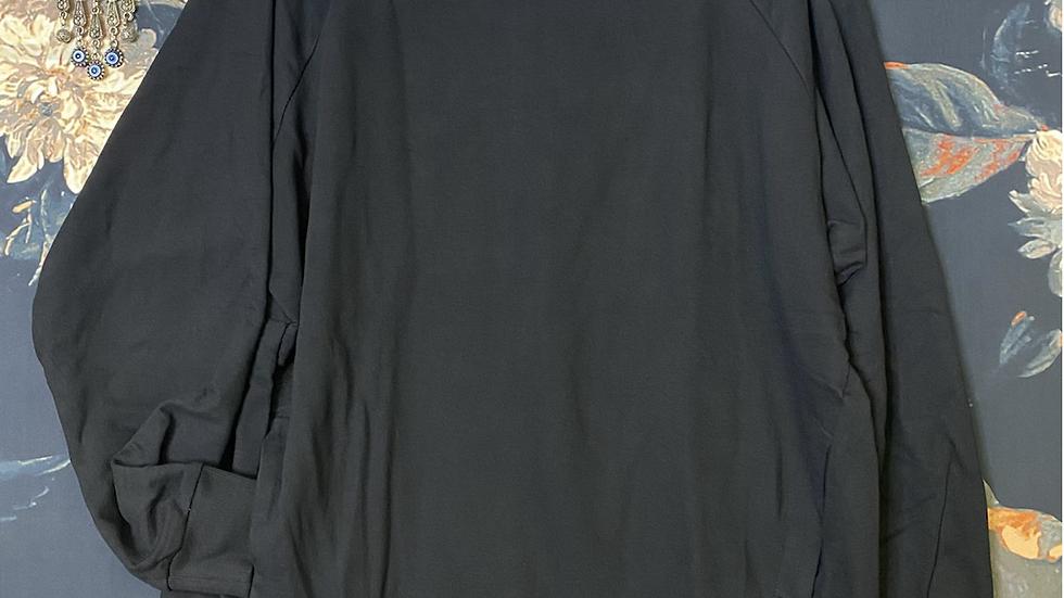 BLACK PLUS long sleeve top