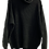 Thumbnail: HOLLY black turtleneck sweater
