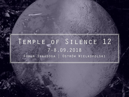 """Cosmologie Facile"" album & Temple Of Silence Festival"