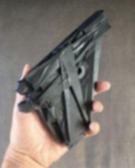 Useless Weapons 1 - Handgun Sculpture