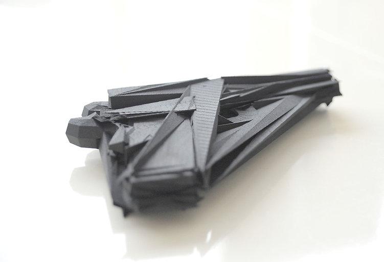 Useless Weapons 1 - Handgun Sculpture 3
